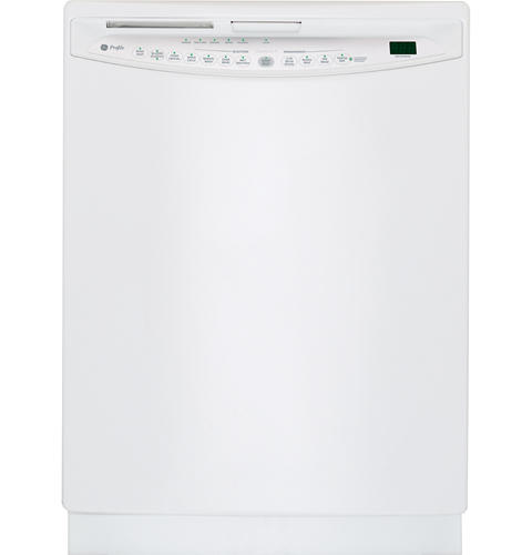 GE Profile™ Built-In Dishwasher with Stainless Interior
