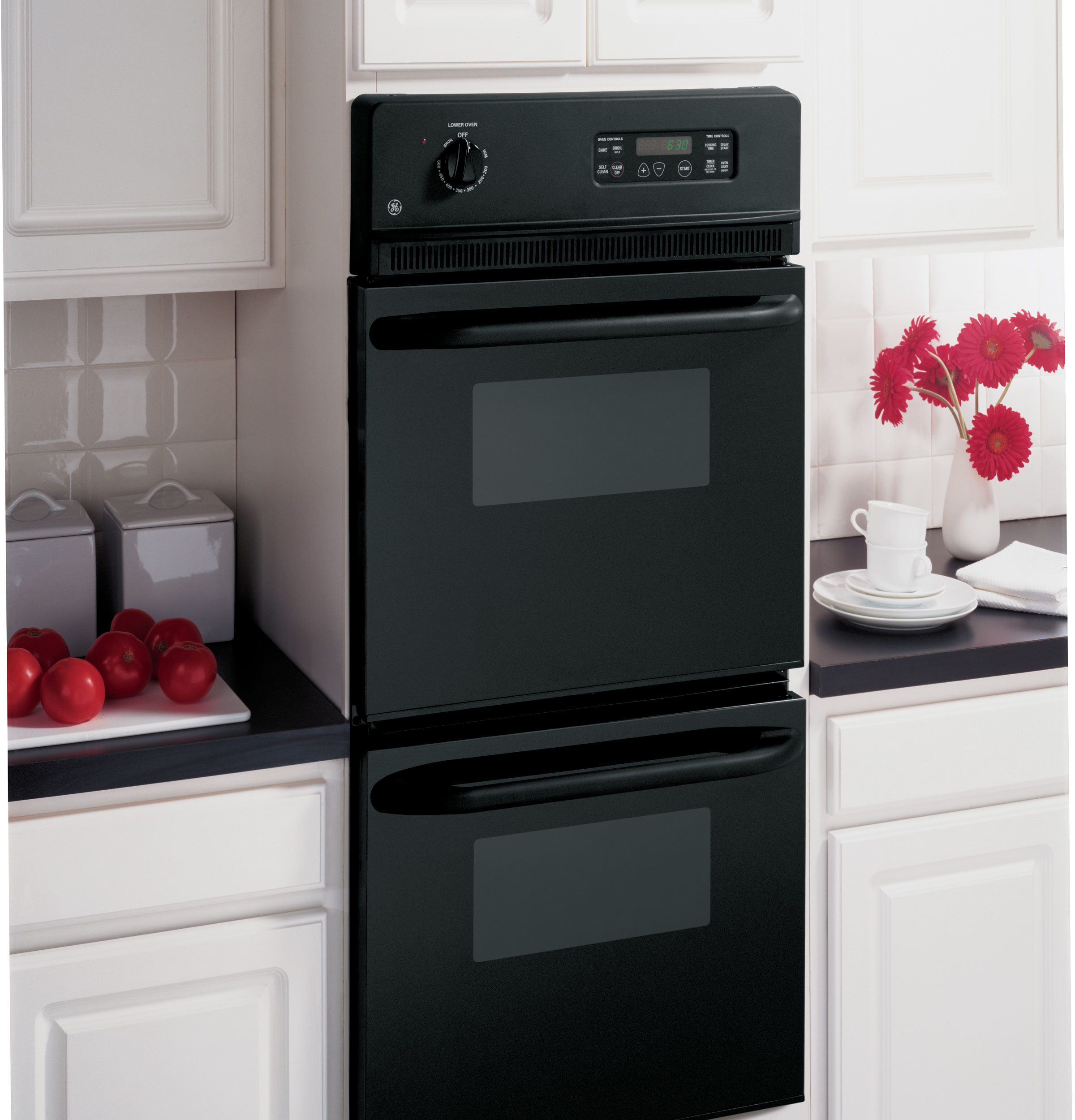Double Wall Ovens ~ Ge quot double wall oven jrp bjbb appliances