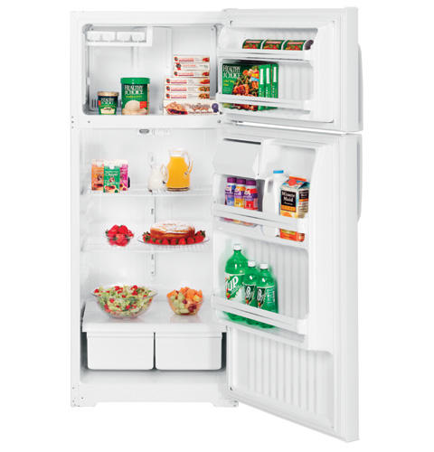 GE® 15.8 Cu. Ft. Top-Freezer Refrigerator