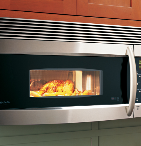 Ge Profile Advantium 174 120 Above The Cooktop Oven