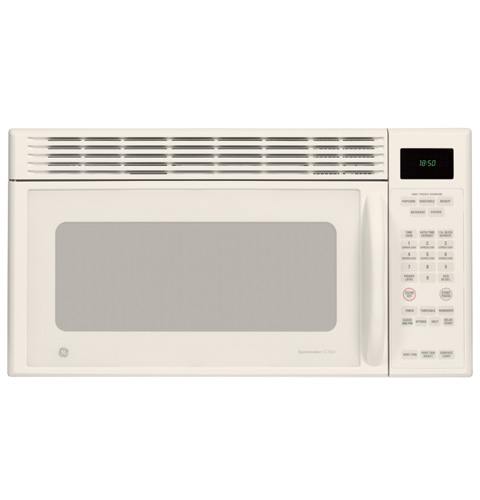 Ge Spacemaker 174 Xl1800 Microwave Oven Jvm1850ch Ge