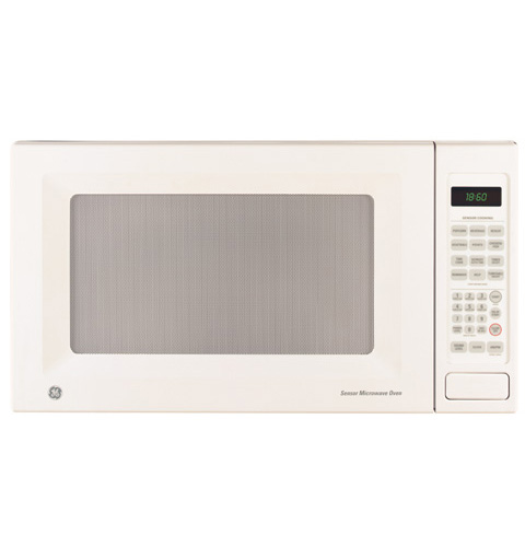 Countertop Microwave Installation : JE1860CH - GE? Countertop Microwave Oven - The Monogram Collection