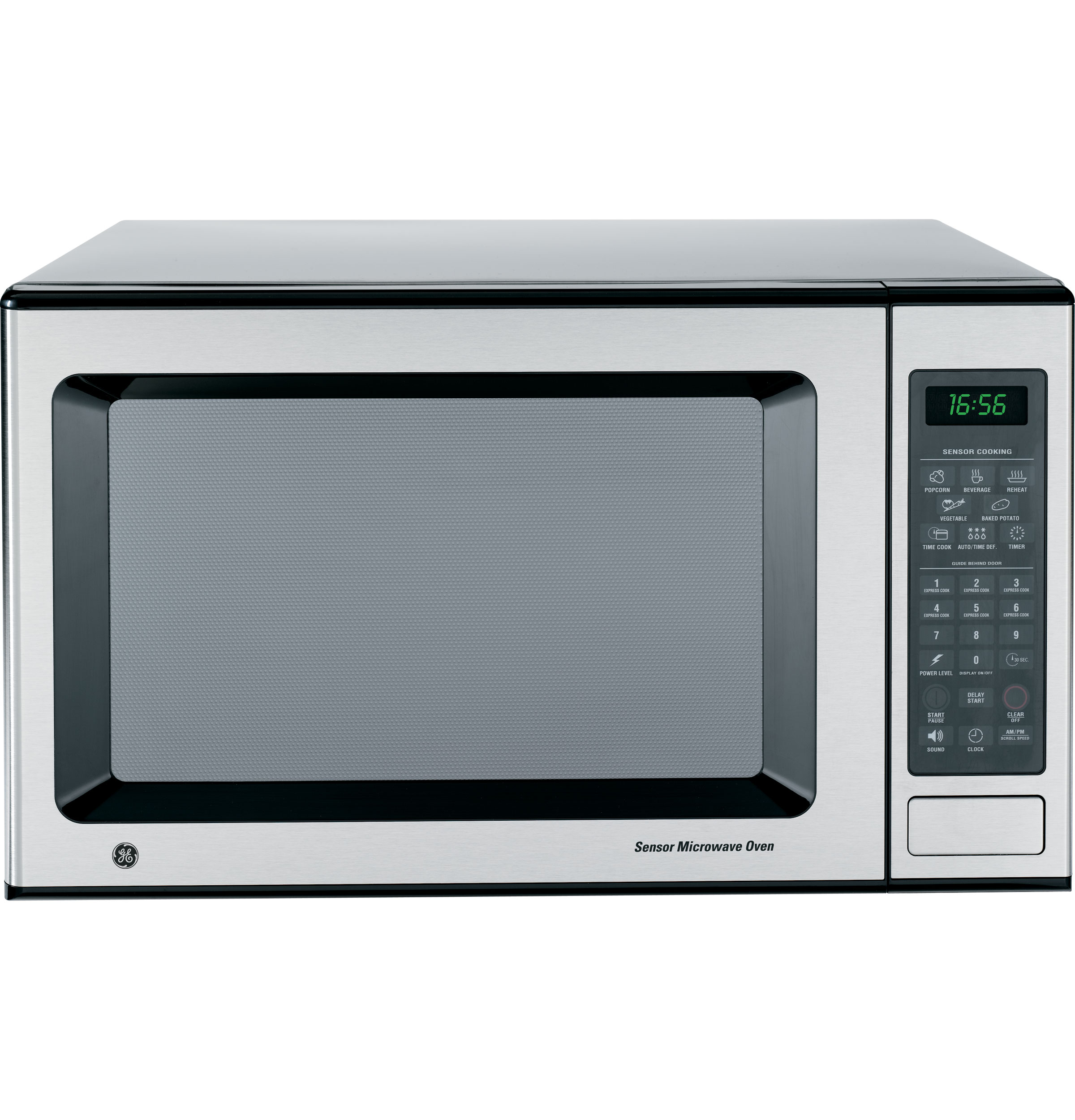 Ge Microwave Ovens Countertop: GE® 1.6 Cu. Ft. Countertop Microwave Oven