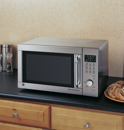 Ge Countertop Stove Top : JES1384SF - GE? 1.3 Cu. Ft. Capacity Countertop Microwave Oven - The ...