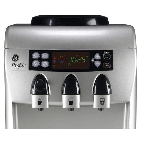 Ge Profile Electronic Triple Temperature Free Standing