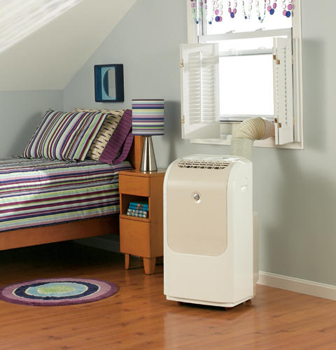 GE® Portable 120 Volt Room Air Conditioner | APN10AA | GE Appliances