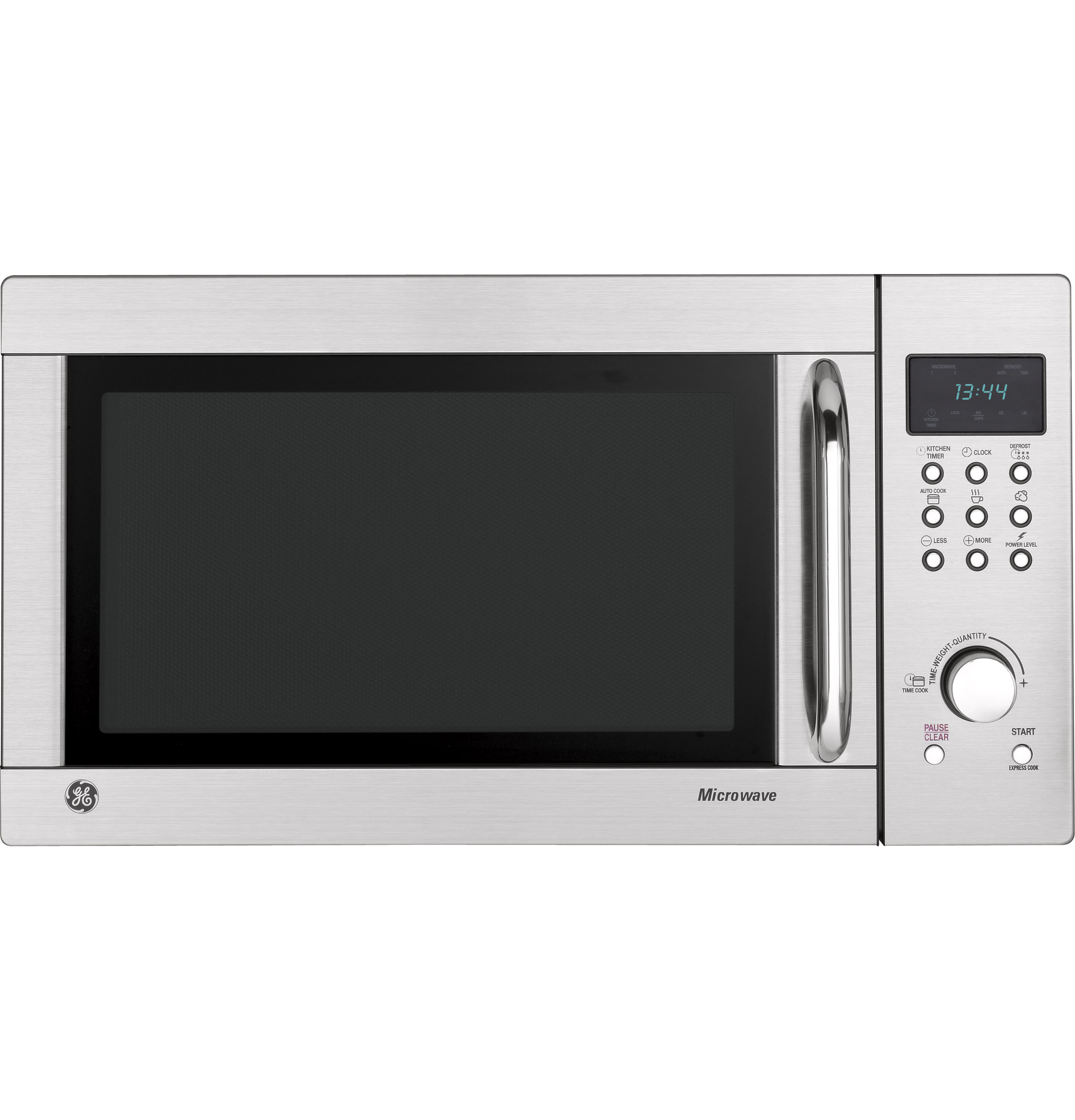Countertop Oven And Microwave : GE? 1.3 Cu. Ft. Countertop Microwave Oven JES1344SK GE Appliances