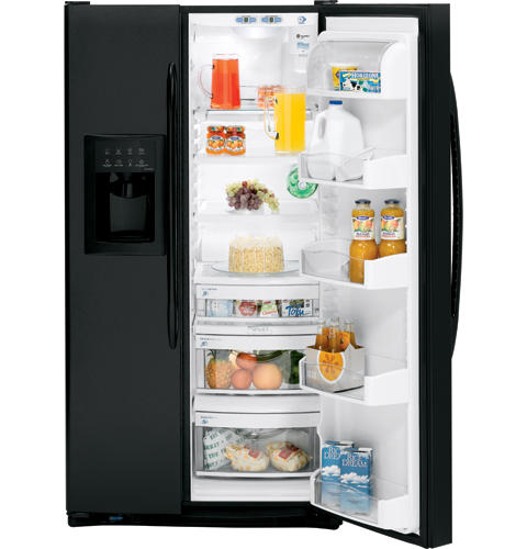 GE Profile™ ENERGY STAR® 23.1 Cu. Ft. Side-By-Side Refrigerator with Dispenser