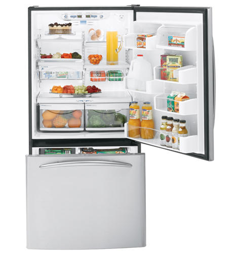 primary in freezer refrigerator s bottom drawer b milcarsky refrigerators mount refrigeration built
