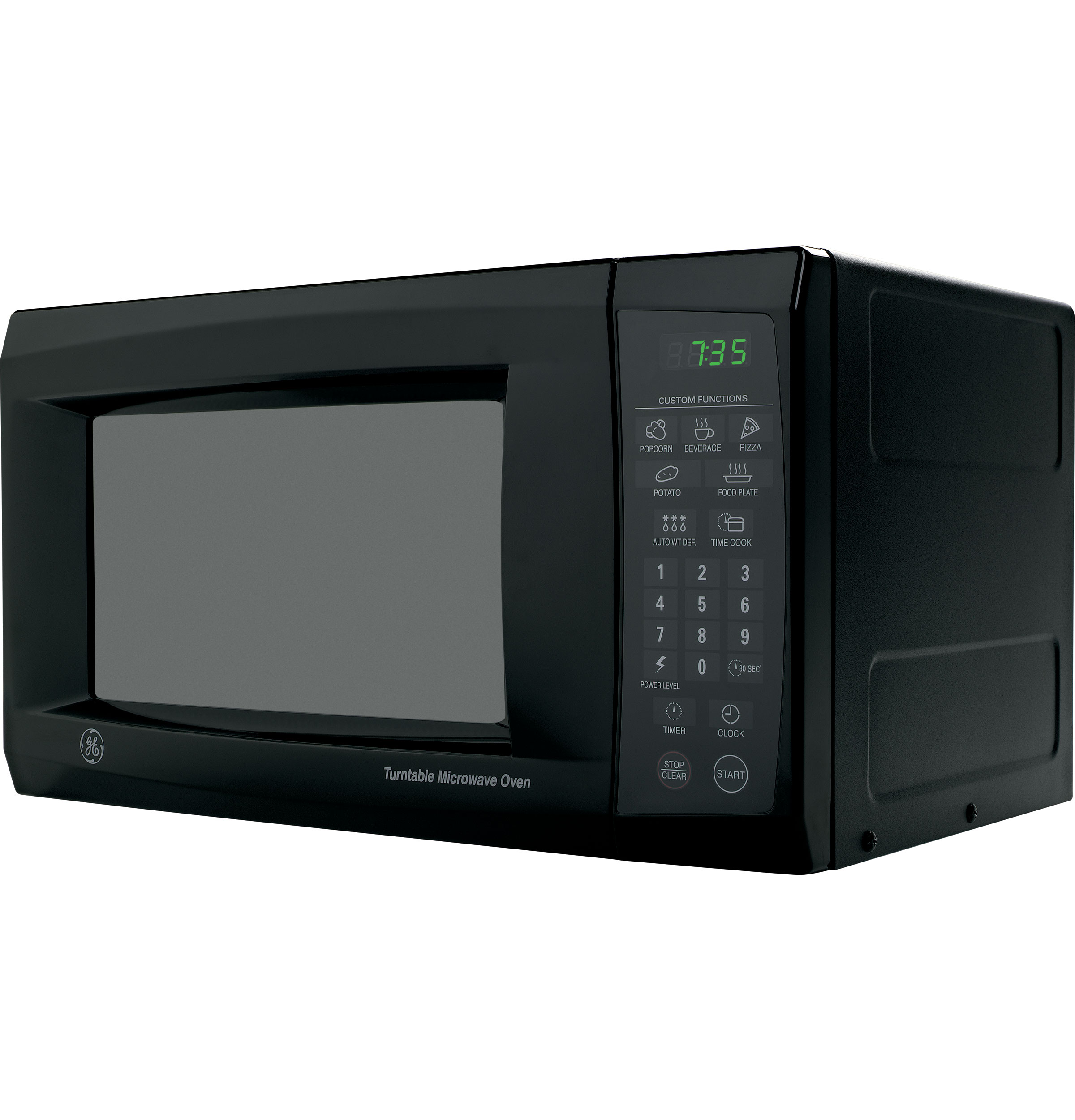 General Electric Turntable Microwave Oven Bestmicrowave