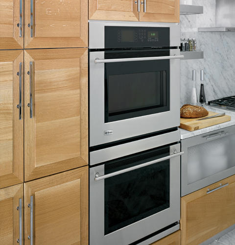 Ge Monogram 174 30 Quot Built In Double Wall Oven With Trivection