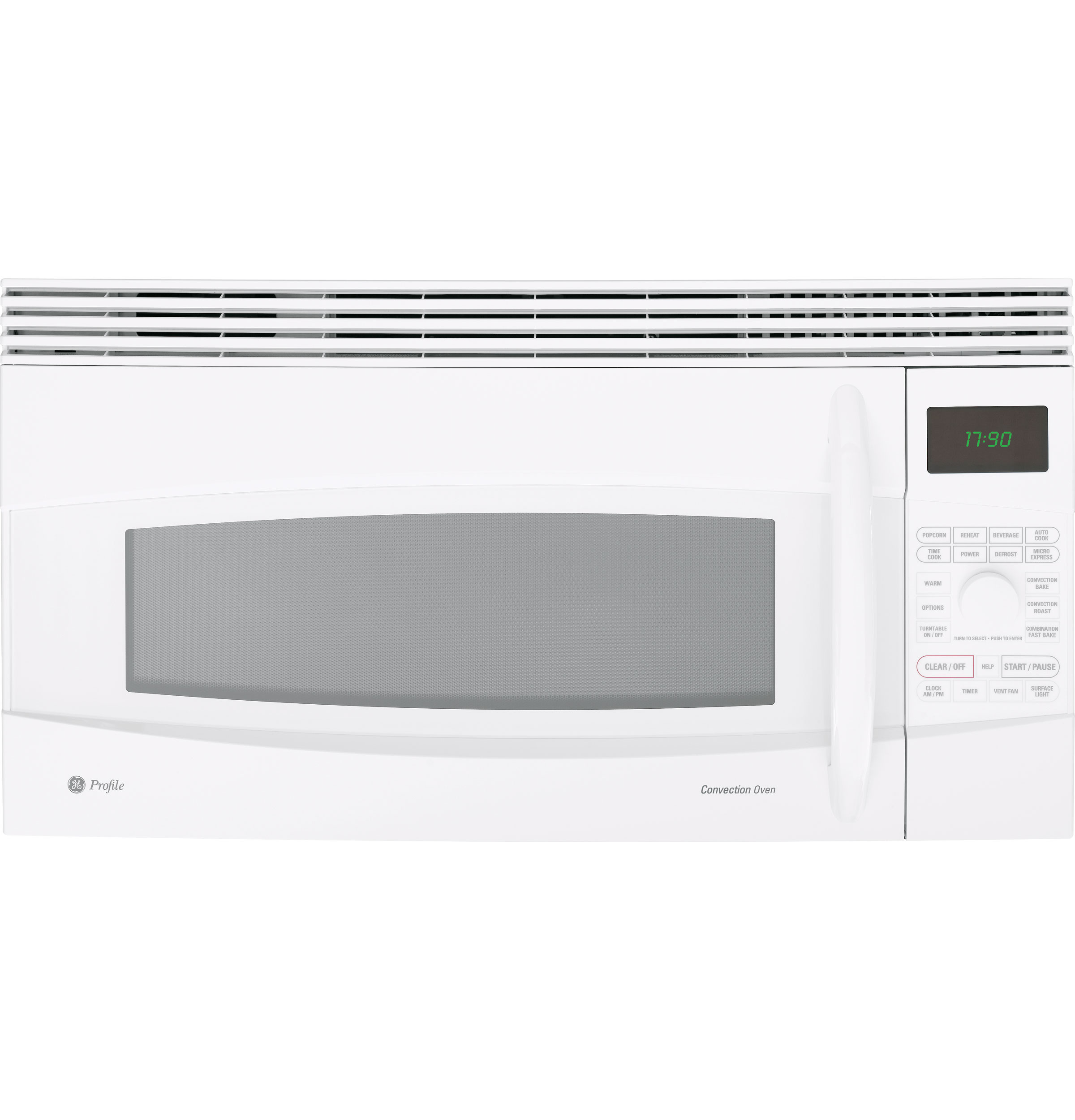 Convert Countertop Microwave To Over Range : ... Ft. Convection Over-the-Range Microwave Oven - The Monogram Collection