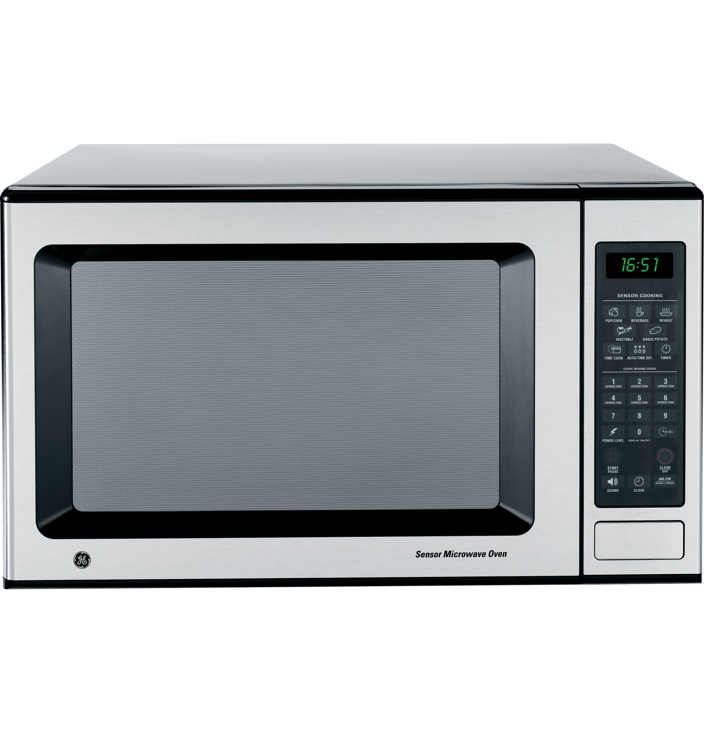 ... Cu. Ft. Capacity Countertop Microwave Oven - The Monogram Collection