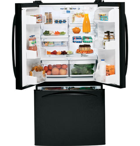GE Profile™ 22.2 Cu. Ft. French-Door Refrigerator with Internal Water Dispenser