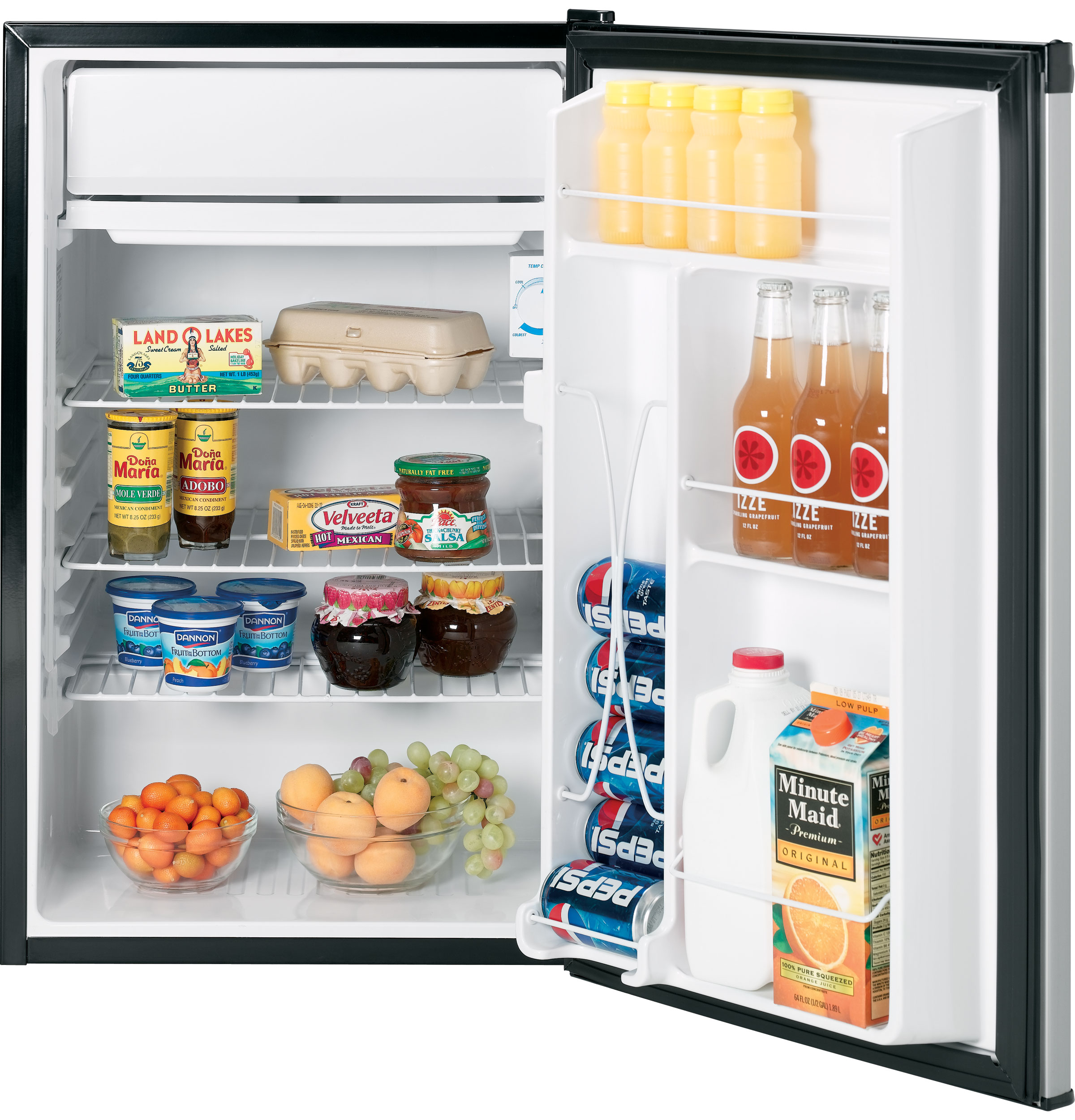Ge Compact Refrigerator Gmr04hascs Appliances Fridge Schematics Product Image