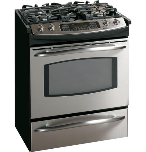 how to turn on a profile gas stove
