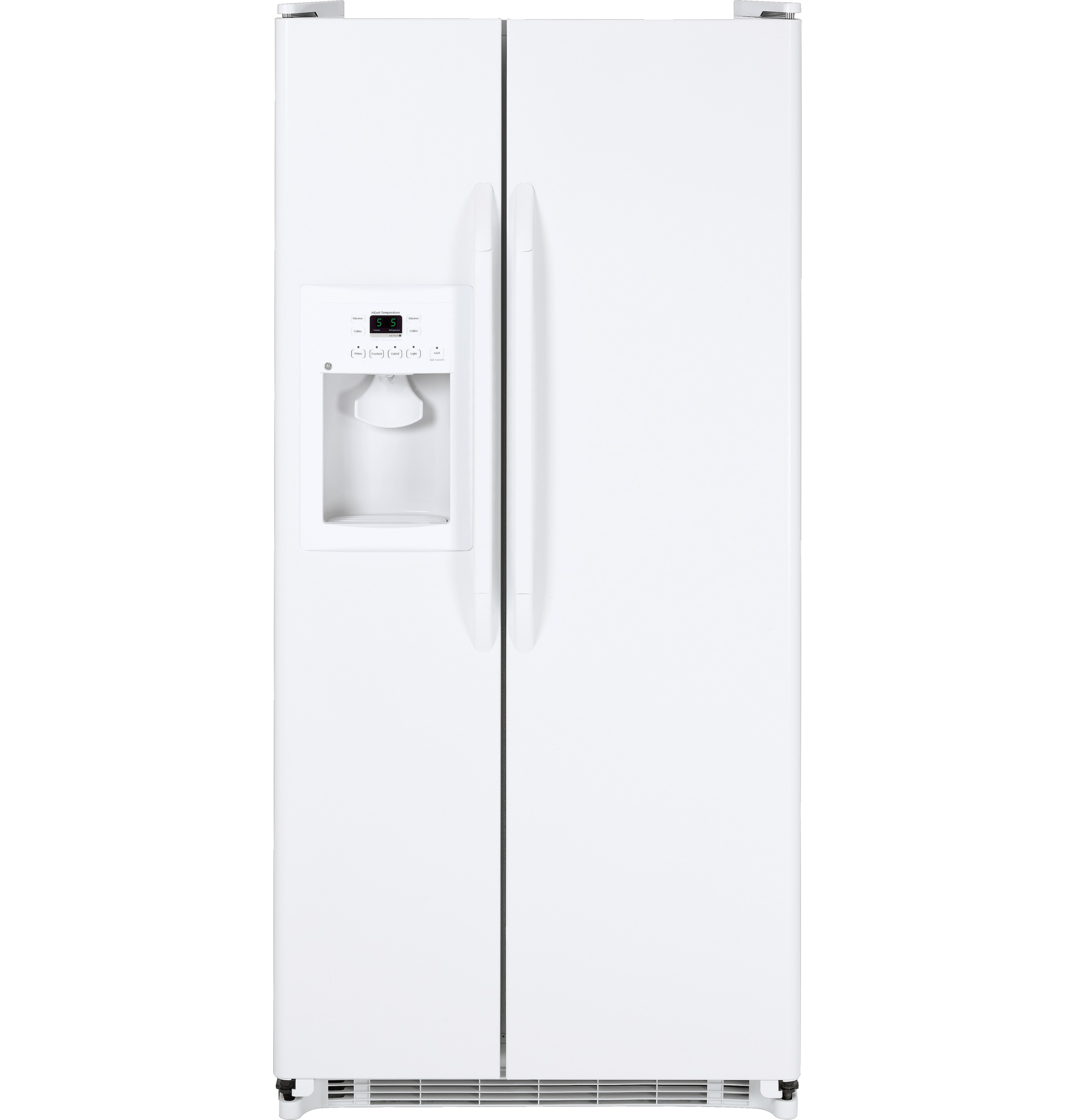 ge® 20 0 cu ft side by side refrigerator gss20ge ge product image