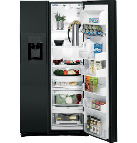 GE Profile Counter-Depth ENERGY STAR® 24.6 Cu. Ft. Side-by-Side Refrigerator