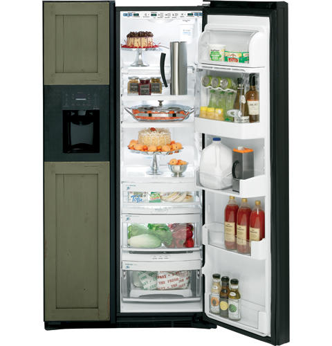 GE Profile Counter-Depth ENERGY STAR® 22.6 Cu. Ft. Side-by-Side Refrigerator