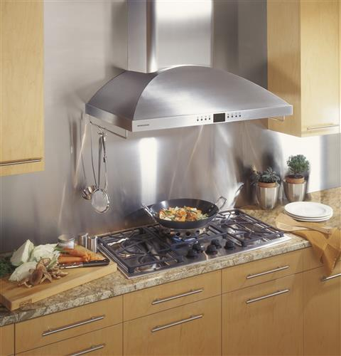 "Thumbnail of Monogram 36"" Wall-Mounted Vent Hood 2"
