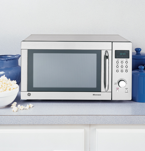 JES1344SK - GE? 1.3 Cu. Ft. Countertop Microwave Oven - The Monogram ...