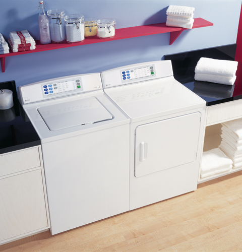 Ge Profile 3 5 Cu Ft King Size Capacity Washer With