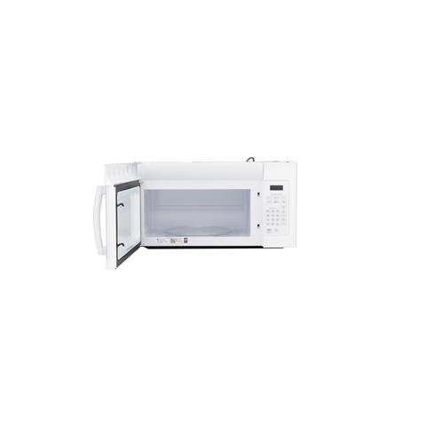 GE® 1 6 Cu  Ft  Over-the-Range Microwave Oven | JVM3160DFWW | GE