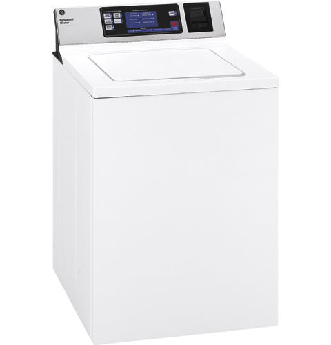 GE® 3.2 cu. ft. Extra-Large Capacity Commercial ESD Smart Card Washer