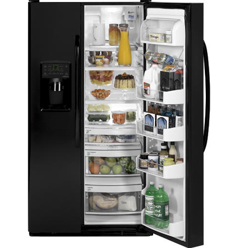 Adora series by GE® ENERGY STAR® 29.1 Cu. Ft. Side-by-Side Refrigerator