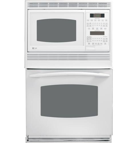 Ge Profile Series 30 Built In Double Microwave Convection Oven