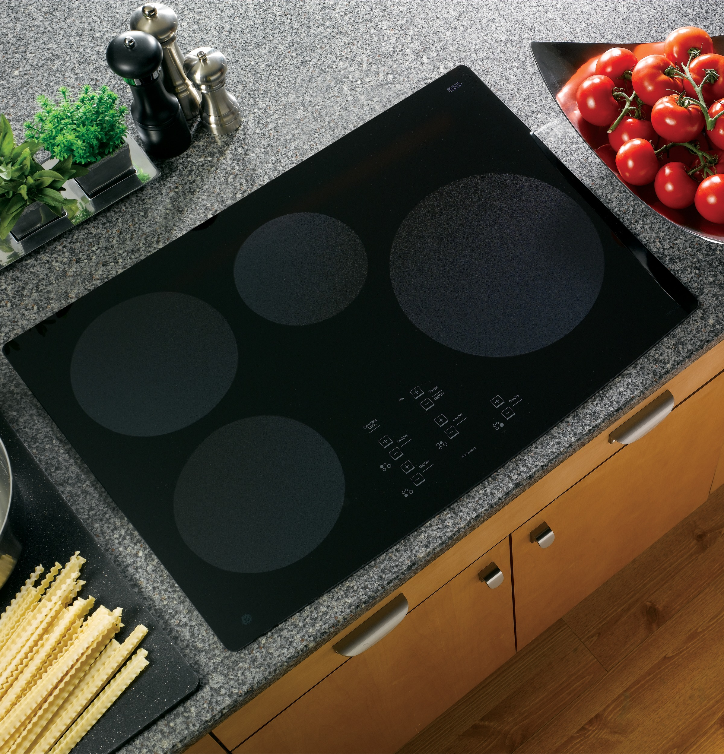 Ge Profile Series 30 Quot Electric Induction Cooktop