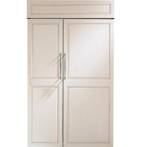 Zis480nk Monogram 48 Built In Side By Refrigerator Liances