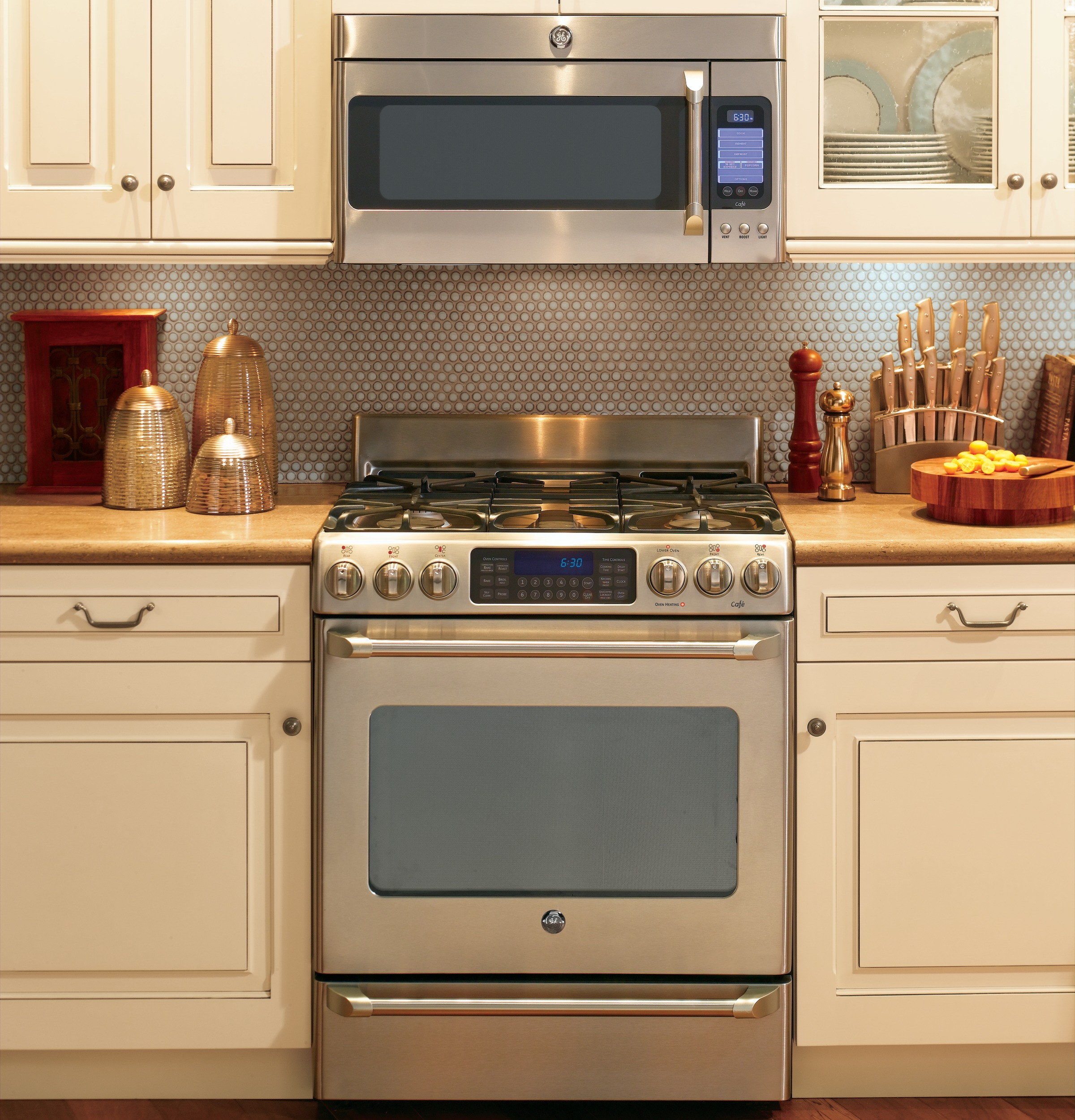 frigidaire professional series double oven manual