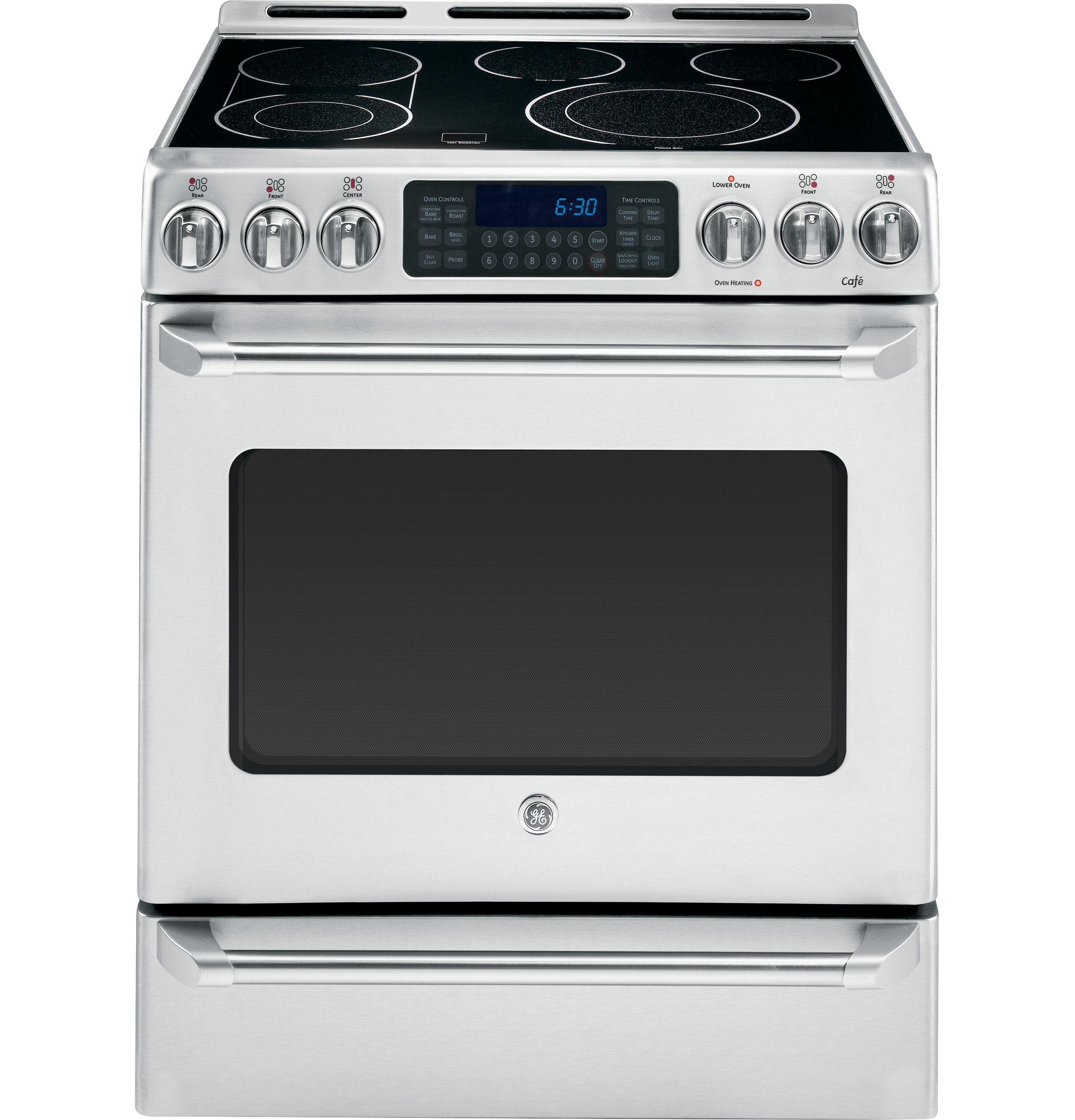 Professional Electric Ranges For The Home Electric Ranges From Ge Appliances