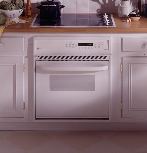 Single Electric Self Cleaning Wall Oven