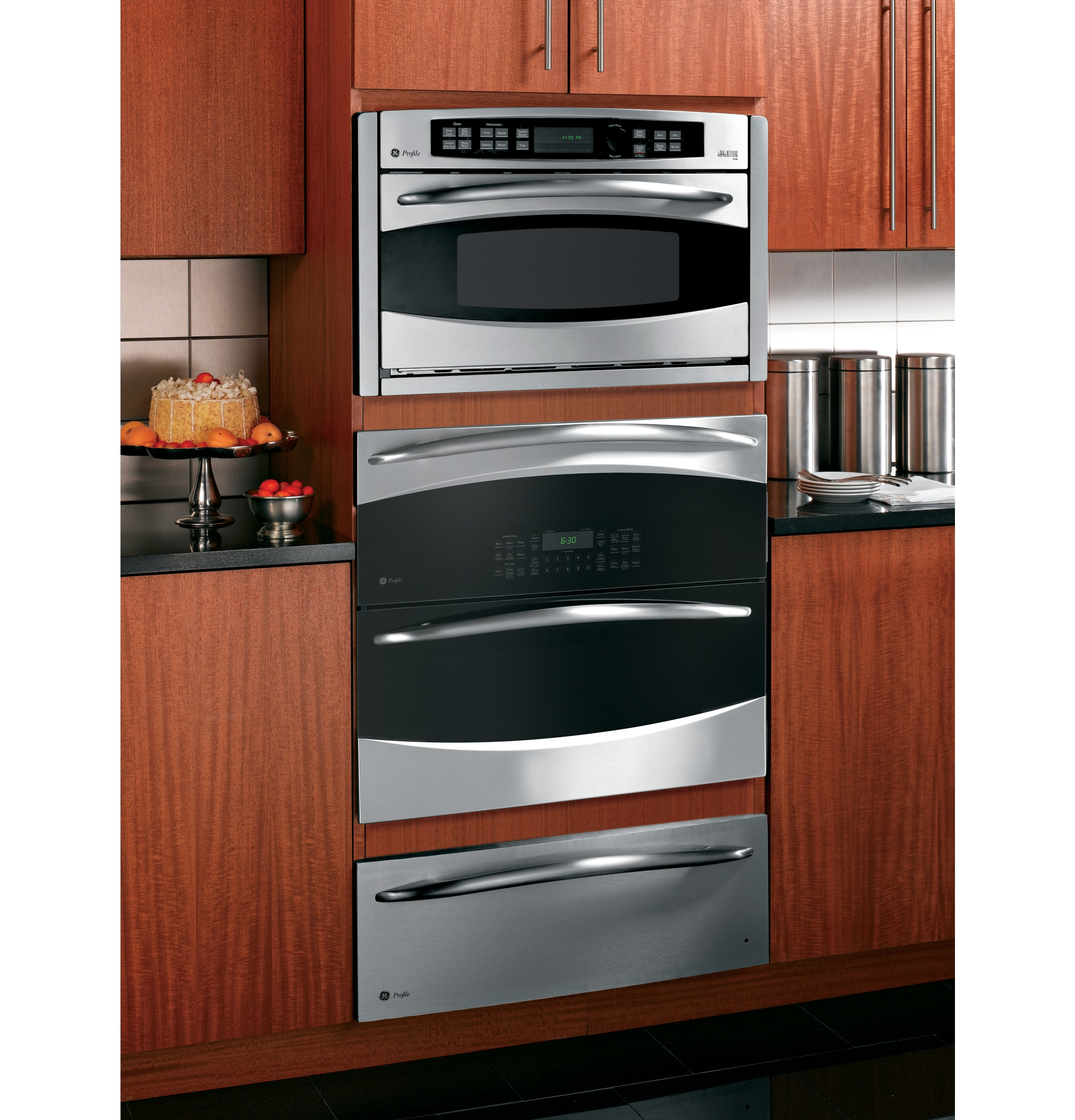 Ge Profile Series 30 Quot Built In Single Double Convection