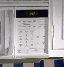 Ge Profile Spacemakerplus 174 Microwave Convection Oven W