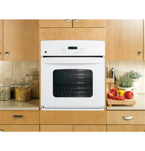 Types Of Wall Ovens ~ Ge quot built in single wall oven jkp dpww appliances