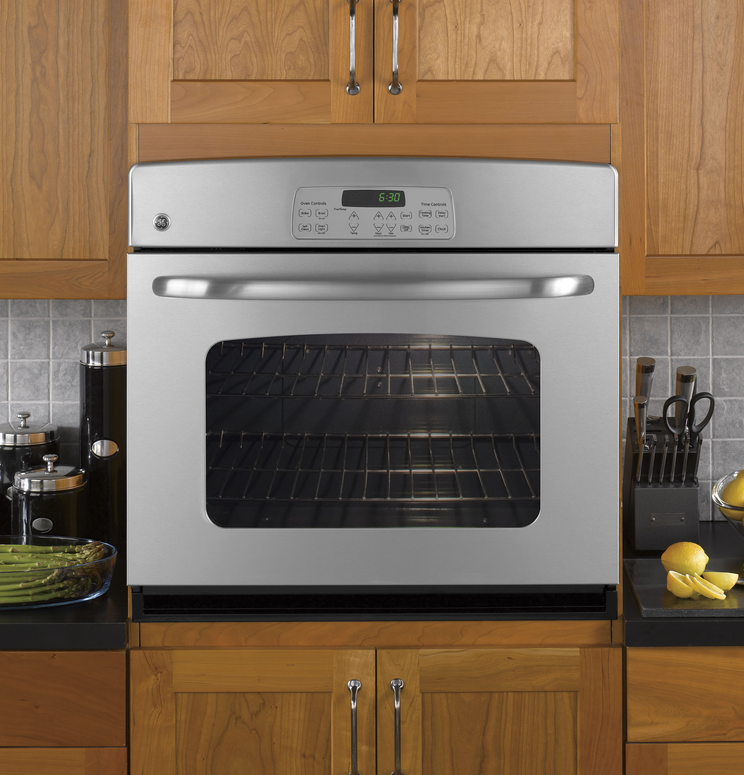 Ge 30 Built In Single Wall Oven Jtp30spss Appliances Want To Install A New 40 Amp Have 50 Circuit Product Image