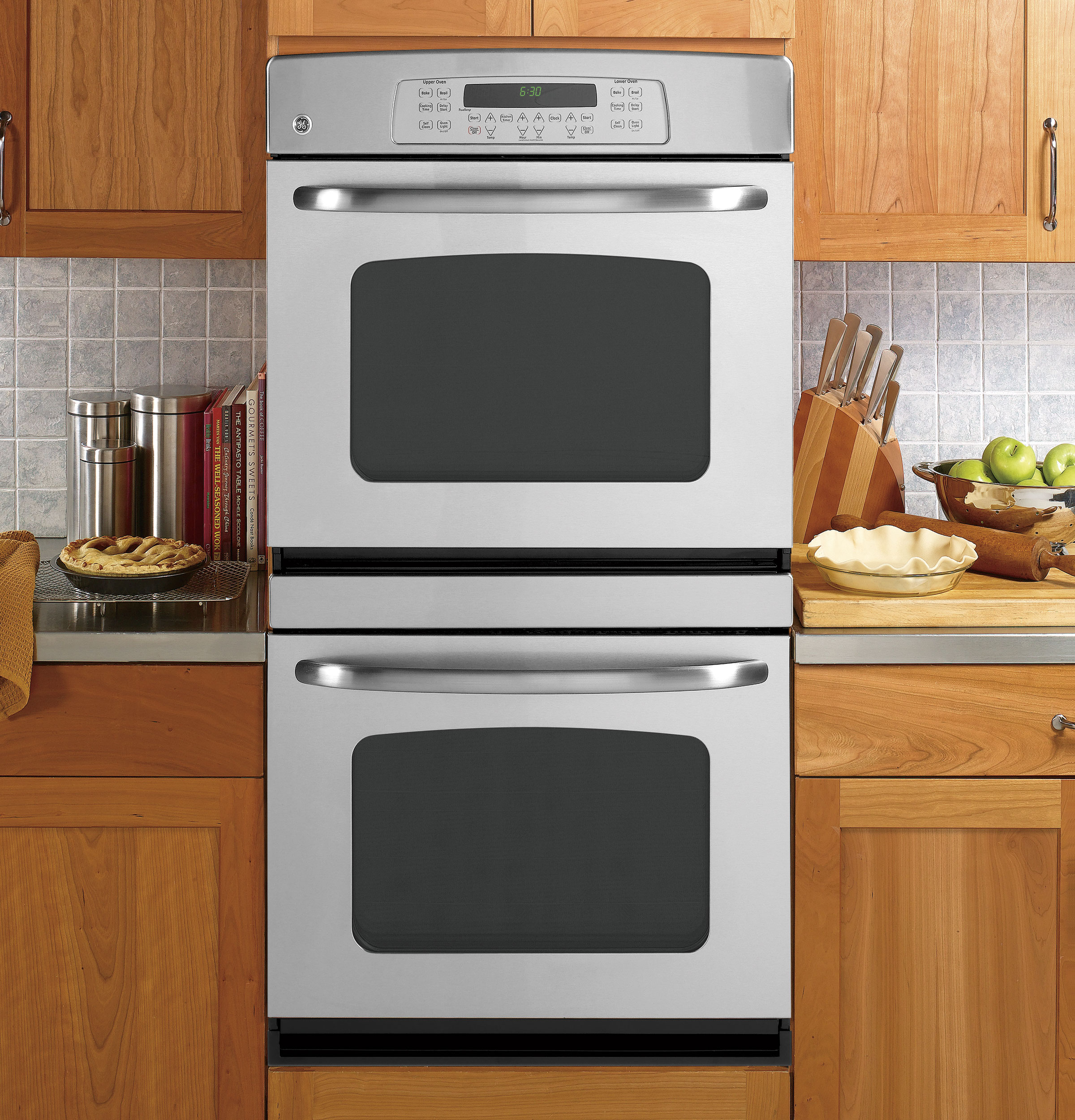 Double Wall Ovens ~ Ge quot built in double wall oven jtp spss appliances