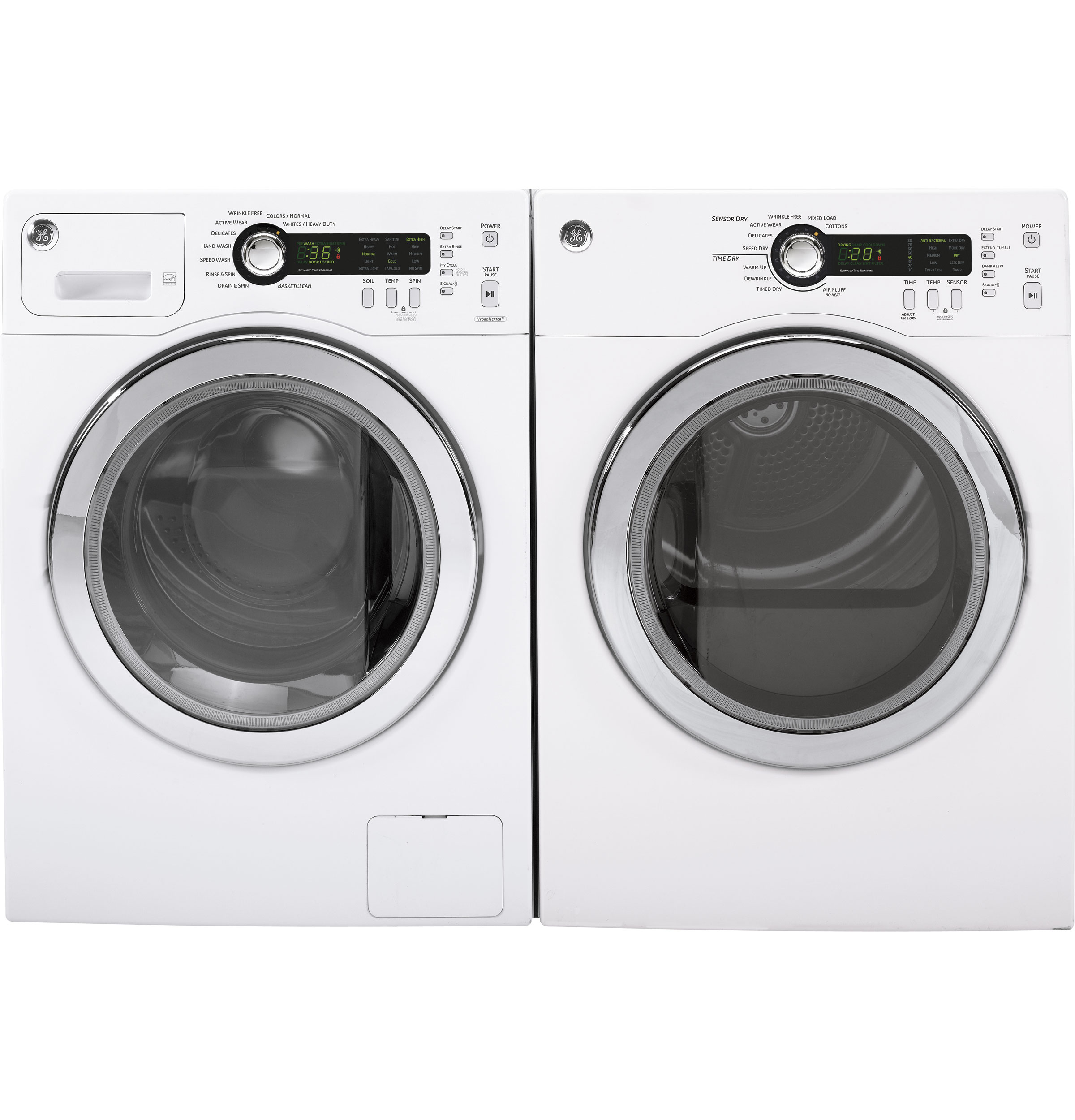 Front Load Washer Dimensions Gear 22 Doe Cu Ft Frontload Washer Wcvh4800kww Ge Appliances