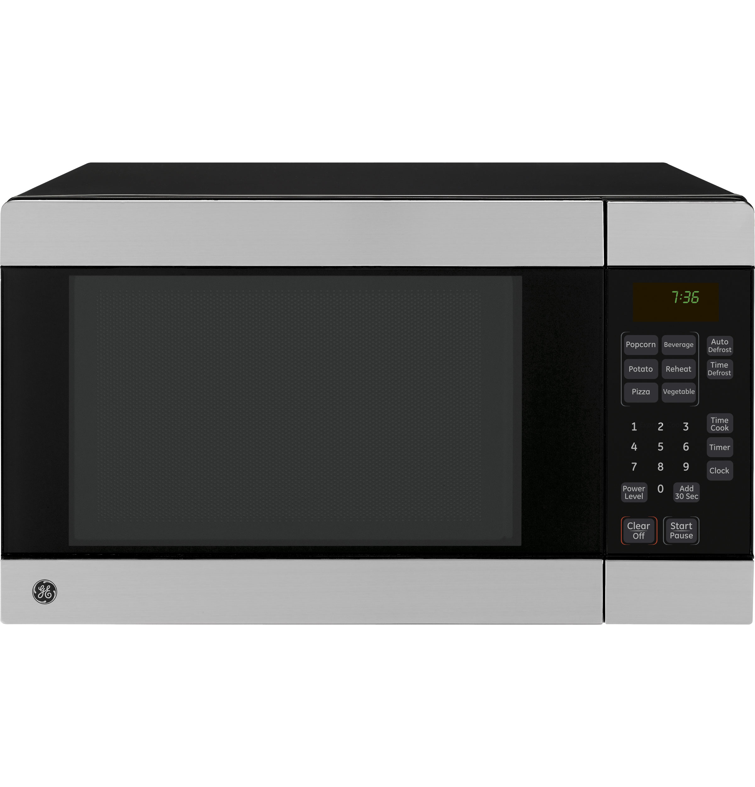 Ge 174 7 Cu Ft Capacity Countertop Microwave Oven