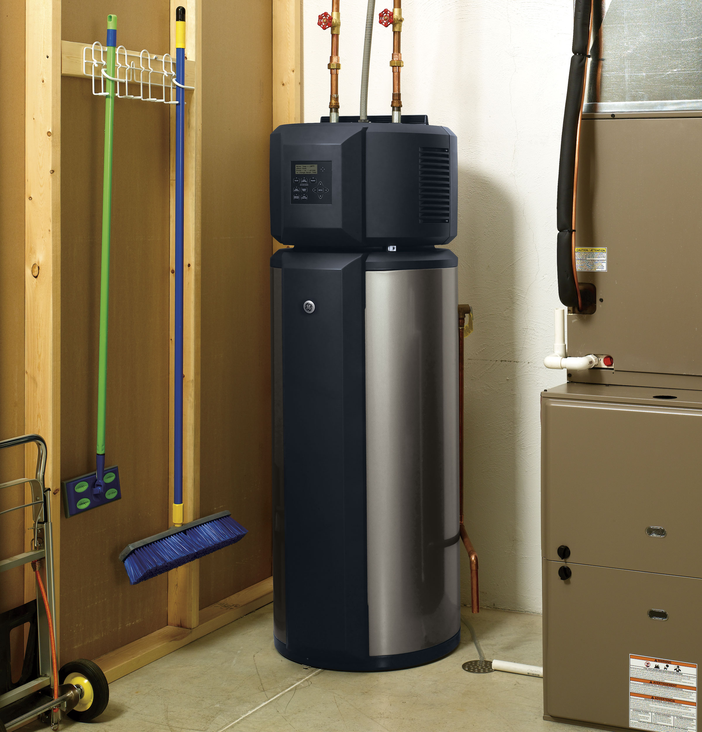 Geospring hybrid water heater geh dnsrsa ge appliances