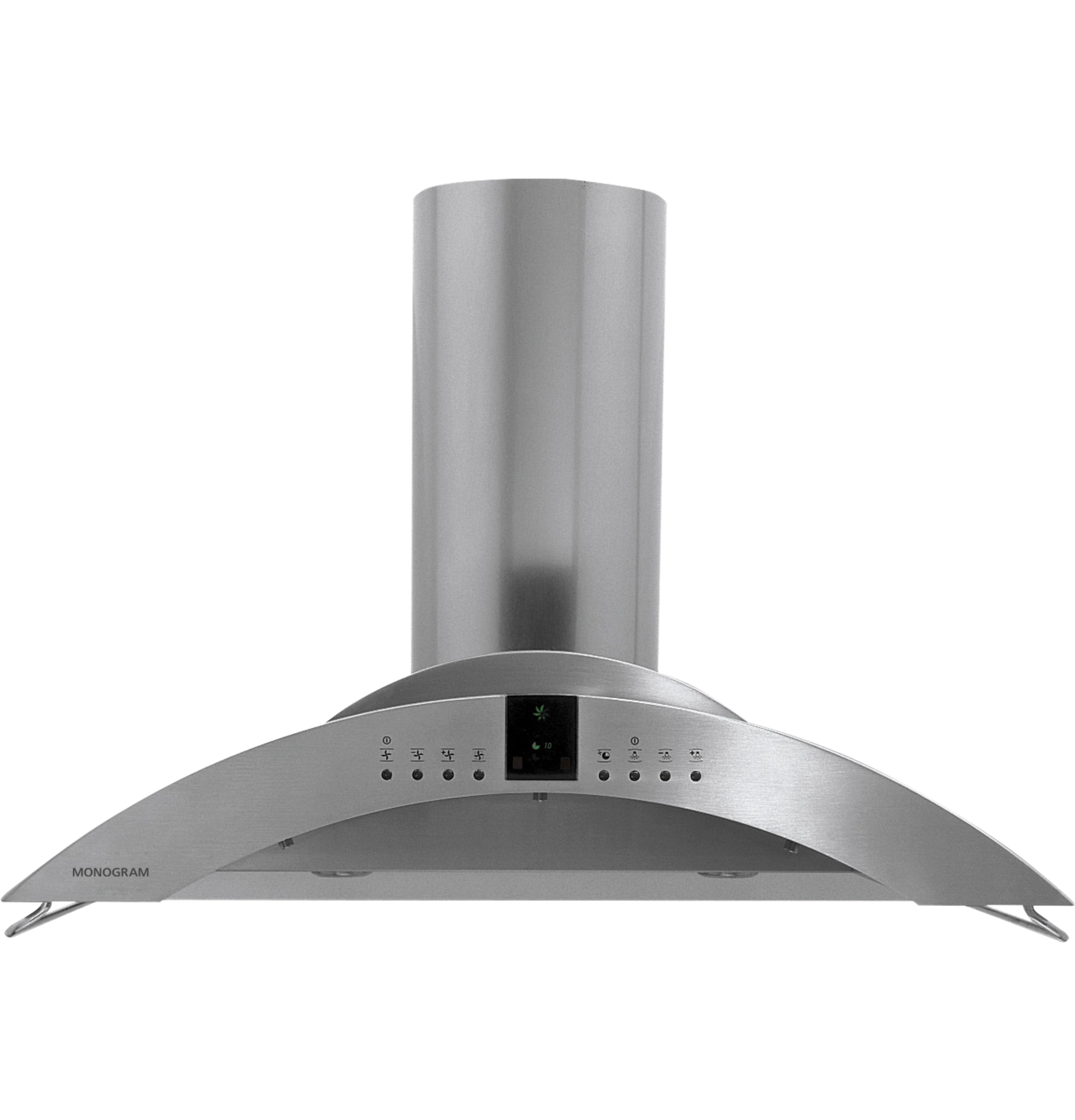 Ge Monogram Kitchen Appliances Monogram 36 Island Vent Hood Zv850spss Ge Appliances