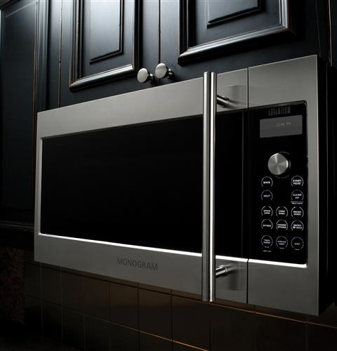 Flexible Above The Cooktop Configuration