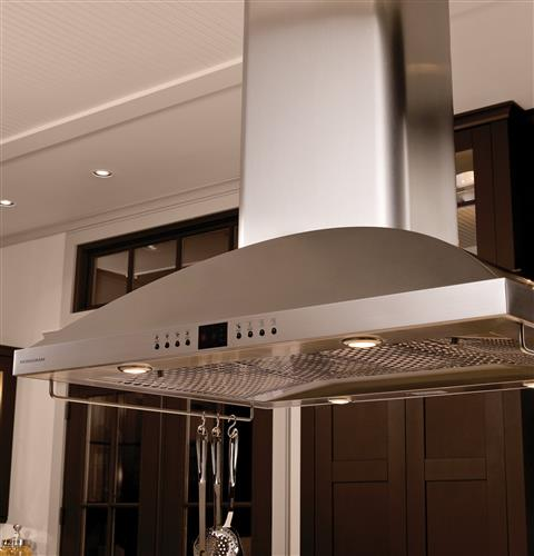 Zv1050sfss Monogram 42 Quot High Performance Island Hood