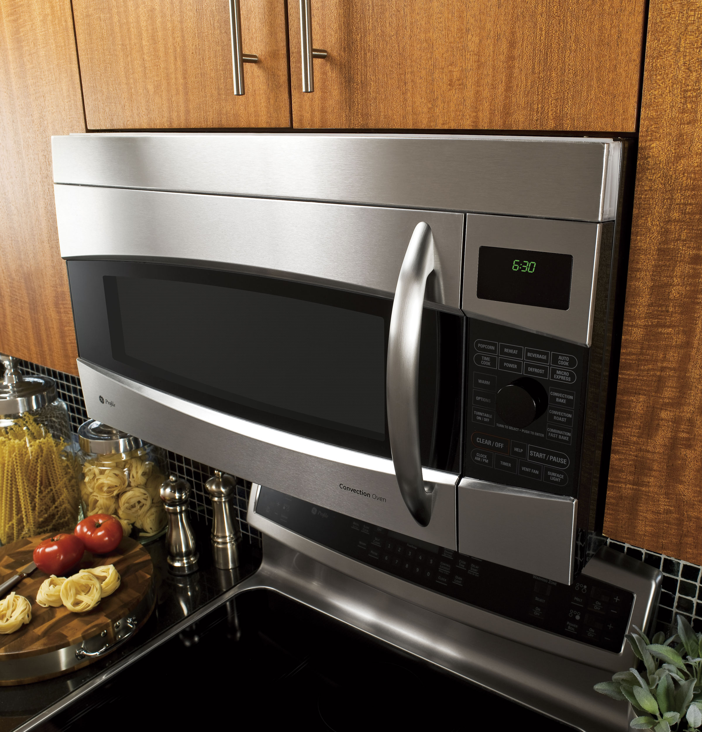 Ge Profile Convection Oven Microwave Bestmicrowave