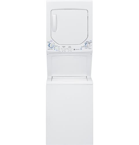 GE Unitized Spacemaker® 2.2 DOE cu. ft. Washer and 4.4 cu ... on
