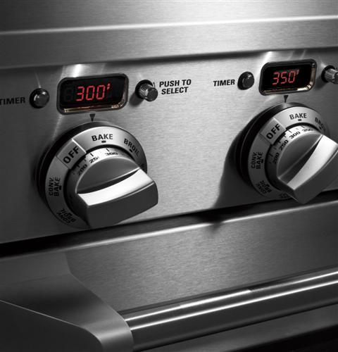 "Thumbnail of Monogram 48"" All Gas Professional Range with 6 Burners and Griddle (Natural Gas) 17"
