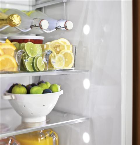 "Thumbnail of Monogram 30"" Integrated Glass-Door Refrigerator for Single or Dual Installation 2"